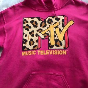 MTV Oversized Sweatshirt